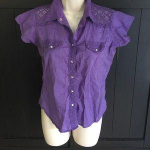 Shyanne Tops - Shyanne western shirt