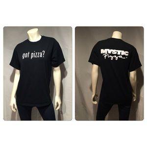 VTG 90s Got Pizza? Mystic Pizza Tee