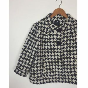 螺NOVEMBER SALE! Black & White Coat