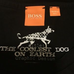 d277b372e8 Hugo Boss Shirts | Orange Label Dog T Shirt | Poshmark