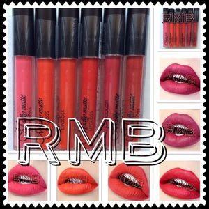 Kleancolor Other - Set of 6 matte liquid lipstick