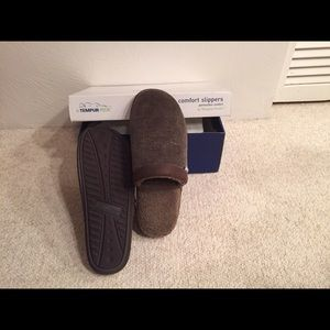 Tempur-pedic Other - Tempur-pedic MENS slipper size 11 NEW NWOT