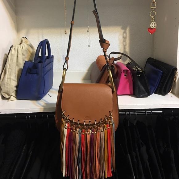 746b00a79e6 Chloe Bags | Hudson Fringe Trim Should Bag | Poshmark