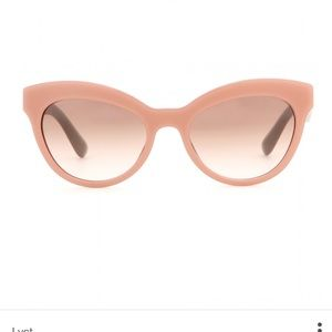 a5b791e18915 Prada Accessories | Pink Cat Eye Sunglasses | Poshmark