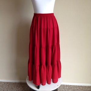 Sag Harbor Dresses & Skirts - plus size SAG HARBOR SKIRT.
