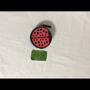 Kate Spade lady bug  coin purse. NWT