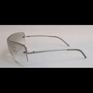 1427afc0b2 Gucci Accessories - Gucci Clear Smoke Wire Frame Sunglasses