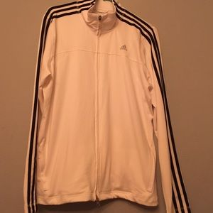 NWT! Adidas ClimaLite  jacket. XL