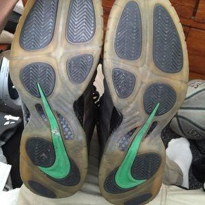 12c439bf0f53b Nike Shoes - Nike Foamposite Pro Gym green