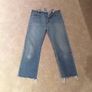 Amazing cut off jeans