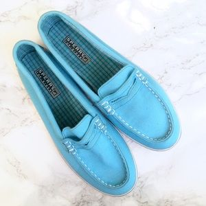 Sperry Top-Sider Shoes - Blue Sperry Top-Sider shoes size 7.5