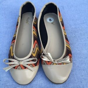 Nicce Shoes - Nicole Women's Shoes Ballets Size 8M