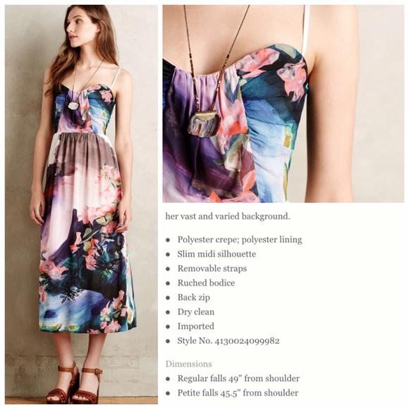 90f8f6caecf04 Anthropologie Dresses & Skirts - Anthropologie Corey Lynn Calter Daybreak  Dress