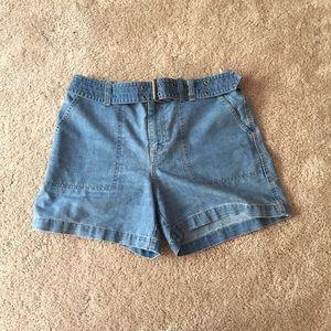 Gloria Vanderbilt Pants - High Waisted Shorts
