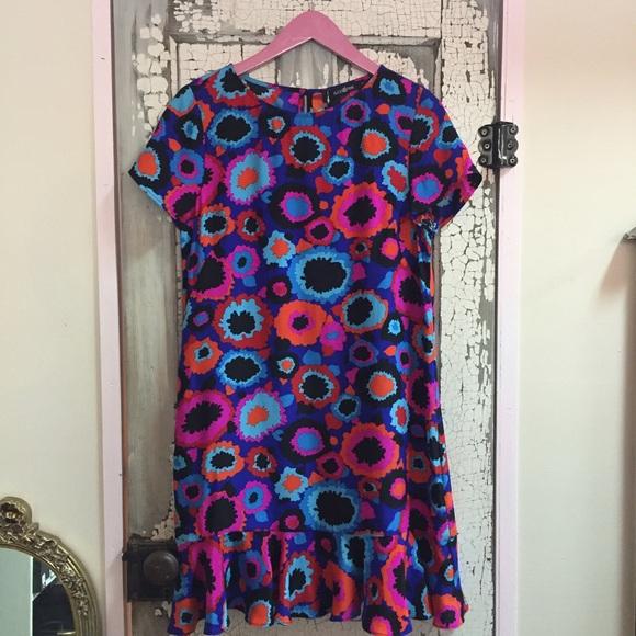 Alice & Trixie Dresses & Skirts - Alice & Trixie Tamara Silk Dress