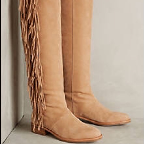 64% off Sam Edelman Shoes - Sam Edelman Josephine Camel Fringe ...