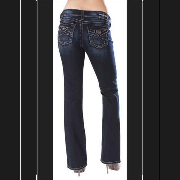 90% off Silver Jeans Denim - 💋SALE💋 Silver Jeans Suki Surplus ...