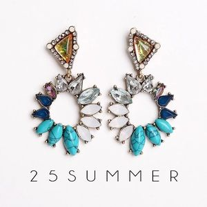 17Basics Jewelry - 🌸SPRING SALE🌸25SUMMER turquoise earrings