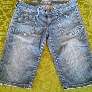 Hudson Jeans Pants - Hudson bermuda shorts