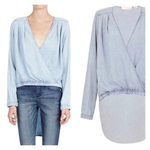 sass & bide Tops - NWT💥Sass & Bide Chambray Shirt