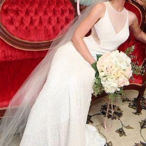 Faviana Dresses & Skirts - Faviana 7331  Mermaid Sequin Gown