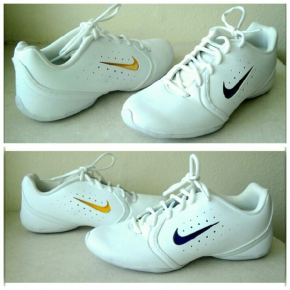 77756c67f38e ☆71%off NIKE GO! FIGHT! leather white sneakers