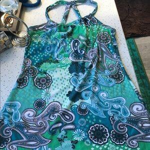 Prana athletic summer dress