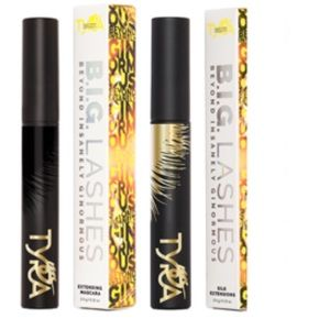 Tyra silk extension mascara