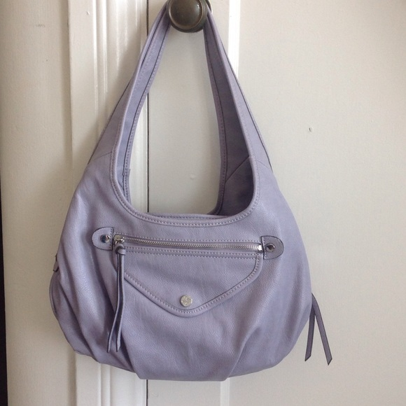 025391af92 Simply Vera Faux Leather Lavender Bag. M 57aa362a13302ad37206ab1a. Other  Bags ...