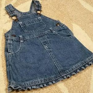 Arizona Jean Company Other - Infant Overalls Dress