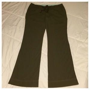 UNIONBAY Pants - Unionbay Brown Cotton Pants