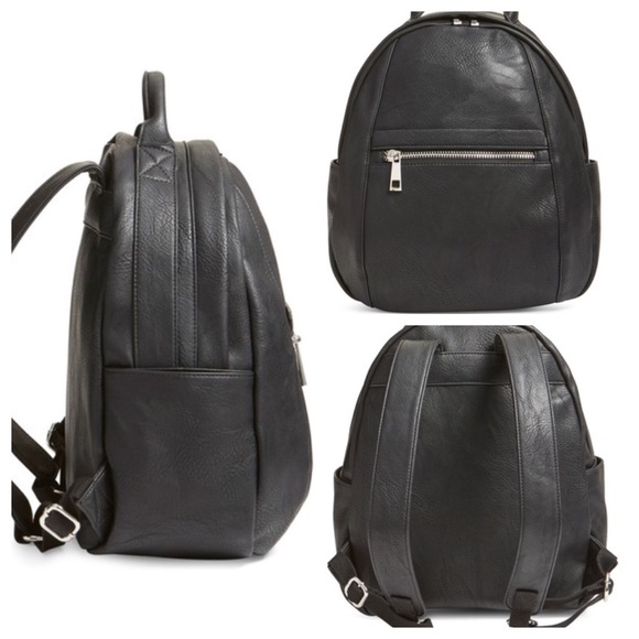 ecf82e0194 BP Nordstrom Faux Leather BackPack