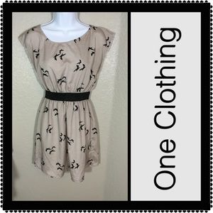 one clothing Dresses & Skirts - One Clothing Bird Dress Size Small 🕊