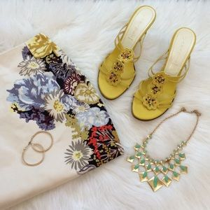 Beautiful Casadei heeled sandals