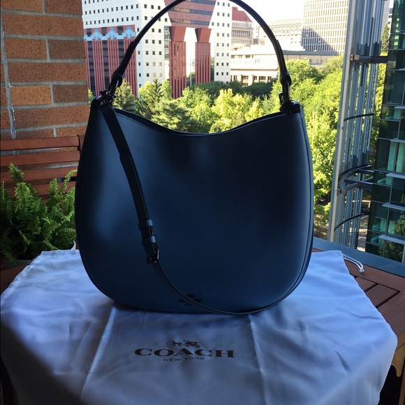 dde4683c70 amazon coach chelsea crossbody bag 6f83d 1442f  50% off coach nomad hobo  cornflower blue leather fe50f 82a42