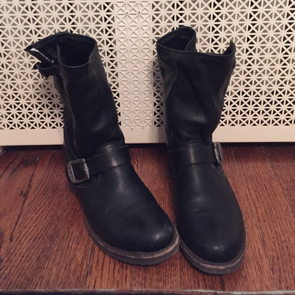 Frye Women's 'Veronica Short' Slouchy Boot 6onnGtiX