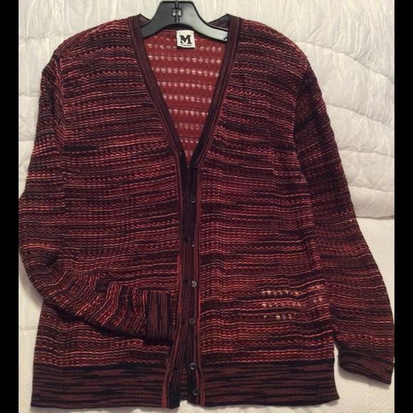 88% off M by Missoni Sweaters - SALE M Missoni v neck cardigan ...