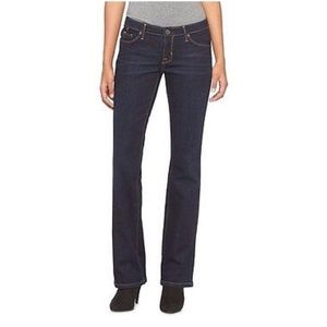 💙Mossimo Curvy Fit Boot Cut Jeans Size 2 Long