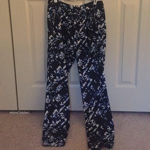 Mossimo Supply Co. Pants - Target Printed Dress Pants