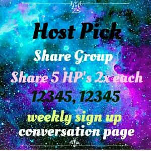 Share groups for you