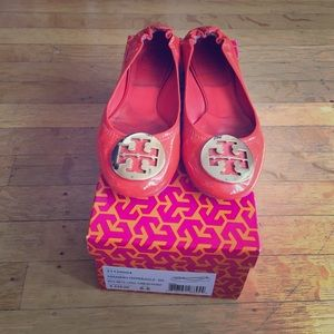 Tory Burch Reva Ballet Flats Size 5.5
