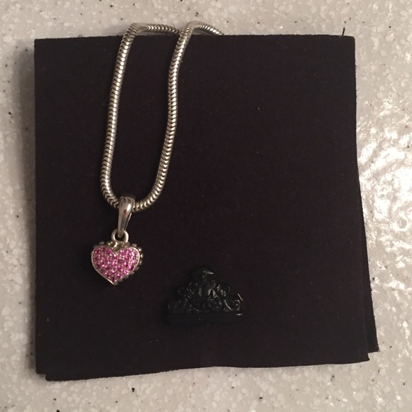 Lagos jewelry pink tourmaline gold caviar heart pendant poshmark lagos pink tourmaline gold caviar heart pendant mozeypictures Images