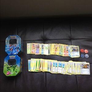 Other - 200+ Pokemon Cards Lot Bundle