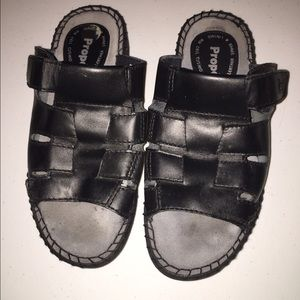 Propet Shoes - Practically new Propet  leather sandals