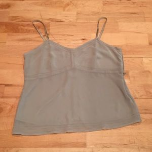 Express Sage Green Cami