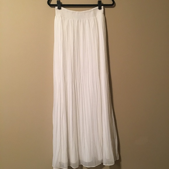 64% off White House Black Market Dresses & Skirts - White Extra ...