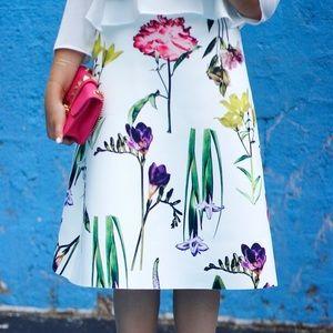 Asos Dresses & Skirts - Floral skirt