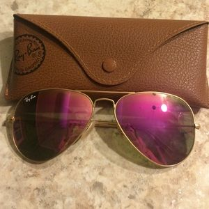 31 Off Ray Ban Accessories Ray Ban Hexagonal Sunglasses