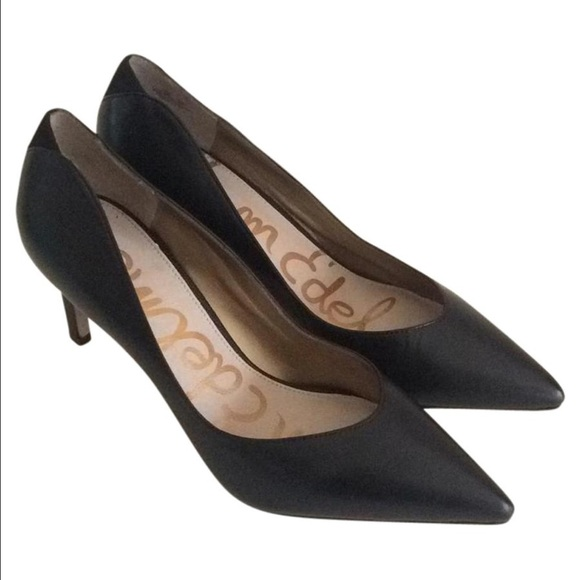 70dfd38bf Sam Edelman Orella Black Pumps