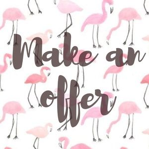 Other - Make me an offer! 💕